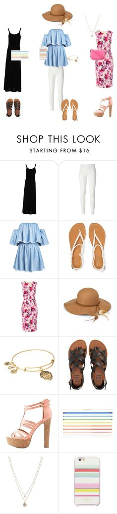 """Suggested items only"" by hellokitty-780 on Polyvore featuring Etro, Rick Owens Lilies, Aéropostale, Goat, Alex and Ani, Billabong, Charlotte Russe, Mary Katrantzou, LC Lauren Conrad and Kate Spade"