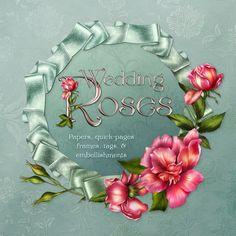 Jaguarwoman's Wedding Roses : Jaguarwoman, Rare & Powerful Design