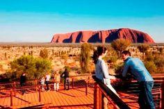 Uluru (Ayers Rock) #Australia
