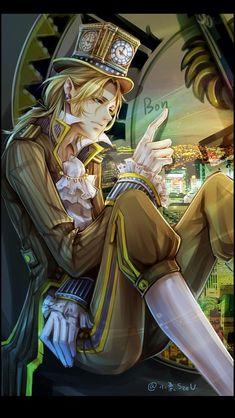 steampunk anime - Pesquisa Google