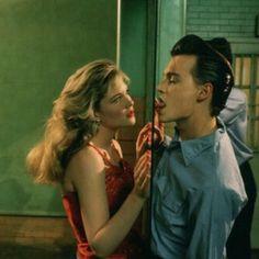 johnny depp, cry baby, and movie image Johnny Depp Cry Baby, Young Johnny Depp, Johnny Depp Joven, Johny Depp, Cry Baby Tattoo, Cry Baby 1990, Junger Johnny Depp, Mystic Girls, Tim Burton Films