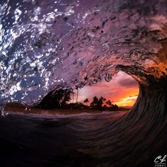 Clark Little Photography, Ocean Waves, Hawaii, Paradise, Sunset, Water, Profile Pictures, Outdoor, Instagram