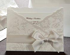 結婚式招待状 ジャパネスクW(ホワイト) メイン画像