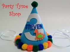 Dinosaur Birthday Party . Dinosaur Party . First by partytymeshop, $16.00