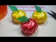 วิธีพับเหรียญโปรยทาน ส้ม by ลูกน้ำ - YouTube