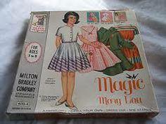 paper doll vintage magic mary lou - Pesquisa Google