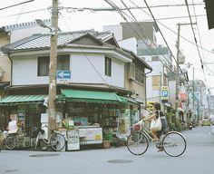 on the street corner by Hideaki Hamada, via Flickr