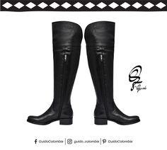 """""""Vístete hoy como si fueras a conocer a tu peor enemigo"""" Coco Chanel #fashion #guidocolombia #moda #lovehoes👠 ¡Visítanos! C.C El Retiro Local 1-107// C.C Hacienda Santa Bárbara Local B-123"""