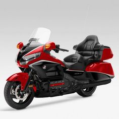 Honda prepares to release the Gold Wing Behemoth. Gold Wing comes with front suspension typical of big motor BMW Duolever. Pair of wishbones on aluminum beam casts through beraing ...