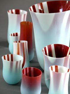 Glass Courses 2011 | Amanda Simmons