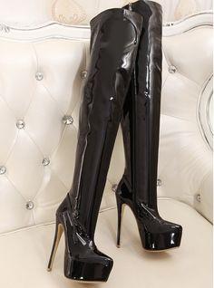 45 besten Schuh Stiefel Bilder auf Stiefel Pinterest   High heel Stiefel auf ... 4074a9