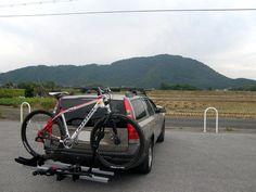 CANNONDALE FLASH 29ER ON VOLVO XC70 My Dream Car, Dream Cars, Shiga, Volvo, Bicycle, Japan, Bike, Bicycle Kick, Bicycles