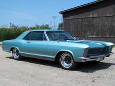 This car needs no embellishment. - What is it that makes this 1965 Buick Riviera for sale on Hemmings. com so appealing? Is it the Mitchell/Jordan-era design? The shade of turquoise it wears? Buick Riviera For Sale, 1965 Buick Riviera, Buick Models, Buick Cars, Us Cars, Cadillac, Muscle Cars, Vintage Cars, Cool Cars