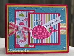 Stampin' Up! Card  by Anne Marie Hile at Stampin' Anne: