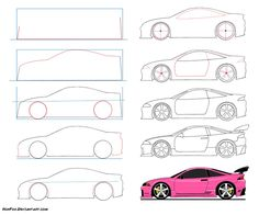 Car Drawings Outline Google Search Drawing Pinterest Car