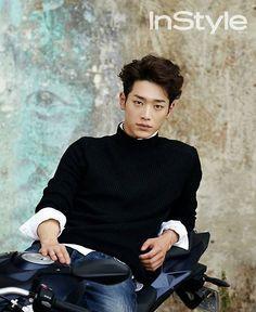 Seo Kang Joon for InStyle Korea