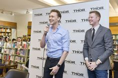 Tom Hiddleston visited Australia to greet fans and talk Loki, Marvel's Thor: The Dark World, and more! https://www.facebook.com/media/set/?set=a.578522665517273.1073741829.113589202010624&type=1