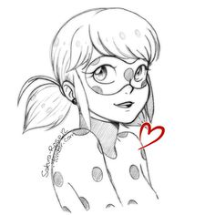 """""""miraculous ladybug"""" - The sky is the ultimate art gallery just above us Disney Drawings Sketches, Cute Disney Drawings, Cool Art Drawings, Cartoon Drawings, Drawing Sketches, Ladybug And Cat Noir, Miraclous Ladybug, Ladybug Coloring Page, Miraculous Ladybug Fan Art"""