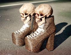 Nasty Gal x MINKPINK Eve Crop Top  #style with leopard print platforms