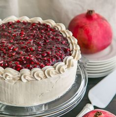 Pomegranate Christmas Cake we introduced easy christmas cake recipe. Rich Fruit Christmas Cake recipes especially Pomegranate Christmas Cake Recipe Just Desserts, Delicious Desserts, Yummy Food, Cupcakes, Cupcake Cakes, Best Christmas Cake Recipe, Cake Pops, Cake Recipes, Dessert Recipes