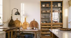 Haberdasher's Kitchen | deVOL Kitchens Shaker Furniture, Simple Furniture, Shaker Kitchen, New Kitchen, Kitchen Reno, Oak Cupboard, Devol Kitchens, English Kitchens, Bespoke Kitchens