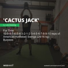 Kettlebell Training, Kettlebell Swings, Weight Training Workouts, Wods Crossfit, Crossfit At Home, Fit Board Workouts, Gym Workouts, At Home Workouts, Hotel Workout