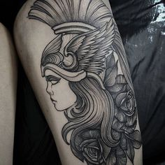 Athena #art #artwork #blackwork #blackart #blackworkers #blackworkerssubmission #blacktattoo #athena #electrinkbrasil #equilattera #electricink #engraving #usoelectricink #tattooworkers #tattoo #tatuagem #inkmasters #instainspiredtattoos