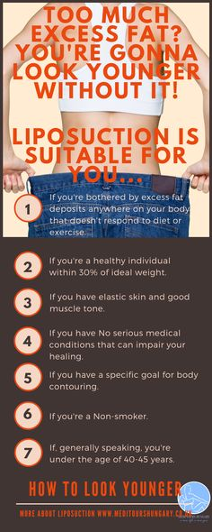 Learn if you are a good candidate for liposuction with this infographic. - Plastic surgery - Learn if you are a good candidate for liposuction with this infographic. Liposuc… Learn if you are a good candidate for liposuction with this infograph Types Of Plastic Surgery, Top Plastic Surgeons, Facial Implant, Facial Procedure, Kylie Jenner Plastic Surgery, Radio Frequency Skin Tightening, Medical Malpractice Lawyers, Nose Reshaping, Eyelid Surgery
