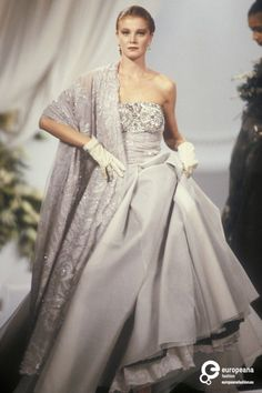 Christian Dior, Autumn-Winter 1989, Couture | Christian Dior