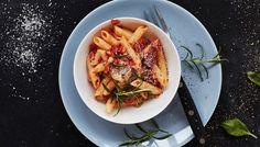 Pekoni-tomaattipastakastike - K-ruoka