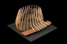 Image 8 of 24 from gallery of Savannah house / LAM Architects. Tectonic Architecture, Architecture Tools, Architecture Concept Drawings, Futuristic Architecture, Architecture Diagrams, Architecture Portfolio, Savannah House, Savannah Chat, Bamboo Structure
