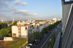 Porte de Charenton - La rue de Paris