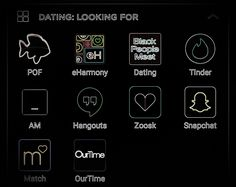 """Dating apps which are the """"Wild West"""". No rules. No vows. Truth is optional. No comittments. Anything goes. Companies hold no responsibility or accountability in destroyed lives. """"For Profit"""" Love relationships at your fingertips. Variety is their specialty. Exclusivity is their anathema."""