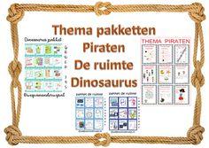 Lezen – Weg van onderwijs Preschool Learning, Periodic Table, Kids, Pirates, Young Children, Periodic Table Chart, Boys, Periotic Table, Children