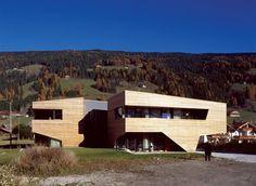 Tetris Haus - San Candido, Italy - 2007 - Plasma Studio