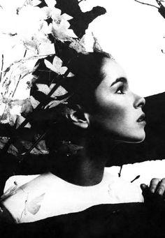 Richard Avedon, Geraldine Chaplin, March 1966.