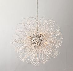 Love this for Callie's room Chandeliers & Pendants | RH TEEN