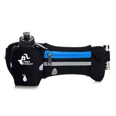 Gentle 2019 New Brand Fashion Waterproof Sport Runner Waist Bum Bag Running Jogging Belt Pouch Zip Price Remains Stable Engagement & Wedding