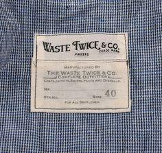 Waste Twice
