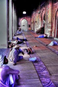 Inside the Mosque Pakistan