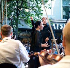 Tarja Turunen classical concert with the Kymi Sinfonietta live at Kouvola, Finland,19/08/2016 #tarja #tarjaturunen #tarjalive PH:  Tarja Turunen https://www.facebook.com/tarjaofficial/