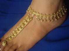 Photo: This Photo was uploaded by bellydancecollections. Find other pictures and photos or upload your own with Photobucket free image and. Anklet Jewelry, Anklets, Jewelry Bracelets, Bare Foot Sandals, Free Image, Belly Dance, Asian Fashion, Gold Wedding, Mehndi