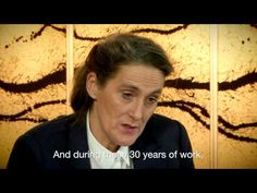 Interview with Fabienne Verdier 9 - The importance of large formats - YouTube