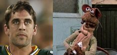 Aaron Rodgers - Chester Rat | All 32 NFL Quarterbacks & Their Muppet Doppelgangers
