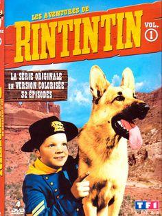 * As Aventuras de Rin Tin Tin * Série de TV, 1954-1959. 164 Episódios.
