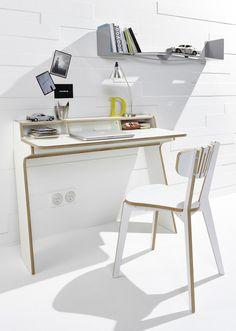 Slope Desk by Leonhard Pfeifer