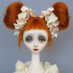 Dorothy - Porcelain ball jointed doll BJD