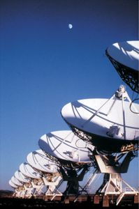 National Radio Astronomy Observatory, West Virginia