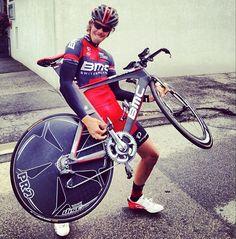 cycling He Rocks !!!