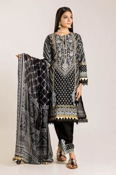 Front Lawn Printed Length Back Lawn Printed Length Sleeve Lawn Print Embroidered Length Chiffon Printed Dupatta Length Embroidered Shalwar Length Desi, Latest Trends, Kimono Top, Brownie Cupcakes, Suits, Clothes For Women, Trending Outfits, Casual, Shopping